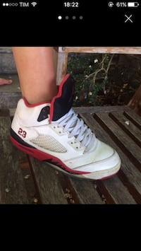 Nike air jordan retro 5 originali Cuggiono, 20012