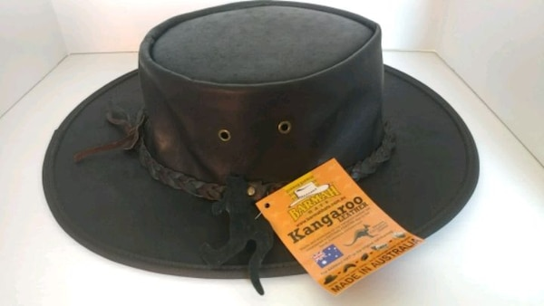 Used Barmah Kangaroo leather hat for sale in Milpitas - letgo 41cf9107a33f