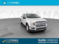 2018 Ford F150 SuperCrew Cab XLT Pickup 4D 5 1/2 ft Downey, 90240