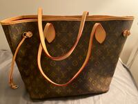 Neverfull LV! Handbag Tote Shoulder/ no negotiation/ retail price 420 Toronto, M3A 2G4