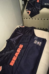 Chicago Bears football jersey