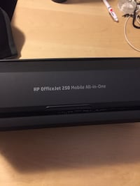 HP Office Jet 250 Mobile All-in-One Printer 3157 km