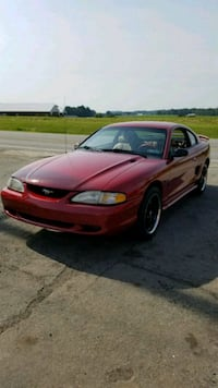 Ford - Mustang Gt 1997 Oxford