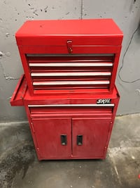 Skil rolling cabinet and chest Laval, H7T 1K5