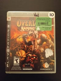 PS3 Overlord game Vaughan, L4L