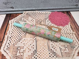 Antique rolling pin