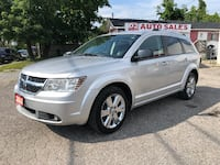 2009 Dodge Journey RT/AWD/Comes Certified/7 Passenger/Leather Seats