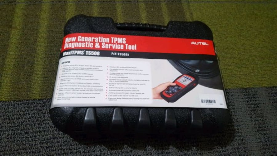TPMS RESET tool and program relearn system Autel 706df657-9c52-4ce7-8888-6adf03e86e5f