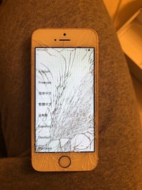 Rose gold iPhone SE (SELLING CHEAP)
