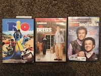 Movies $4 each Ottawa, 61350