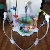 Fisher Price Jumperoo  Los Angeles, 91401