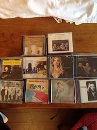 Great selection CDs of 100 CDs - classical, oldies Richmond Hill, L4C 0H9