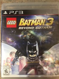 Lego batman 3 beyond gotham ps3 Burnaby, V5H 3G4
