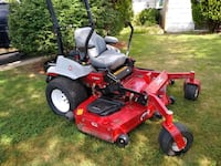 "eXmark Riding mower 72"" deck 2015 zero turn 1990 h Glen Burnie, 21061"