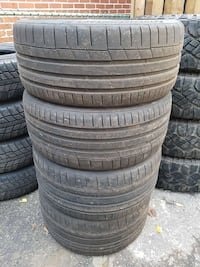 Corvette or BMW tires for sale!! Bradford West Gwillimbury, L3Z 0C1