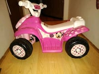 Minnie Mouse Toddler 4Wheeler Ardmore, 38449