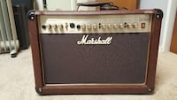 GUITAR AMP, MARSHALL AS50D, ACOUSTIC