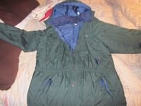 Patagonia's Men's Expedition Green Insulated Winter Coat - Size XL Winnipeg