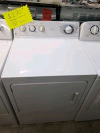 General electric dryer white  West Palm Beach, 33415