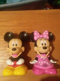 Mickey and Minnie flashlights bundle Des Moines, 50320