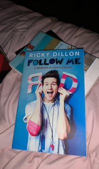 Ricky Dillon Book Hopkinton, 01748