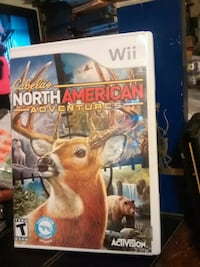 Wii game North American Adventures Urbana, 43078