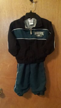Eagles jacket and pants size 3T Feasterville-Trevose, 19053