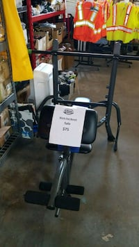 Marcy workout bench Mississauga, L4X 2G6