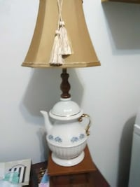 PRICE REDUCTION Teacup lamp New Llano, 71461