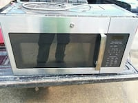 stainless steel and black microwave oven Augusta, 30907
