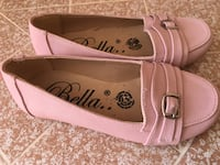pair of pink leather flats Gilroy, 95020