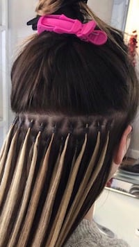 Hair Extensions  tips big promotion now for summer   Montreal