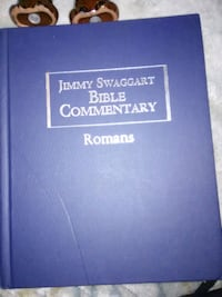 JIMMY very SWAGGART BIBLE  Hagerstown