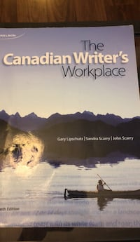 The Canadian's workplace - Seventh edition  Toronto