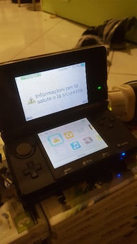 Nintedo 3DS Metal Black Bollate