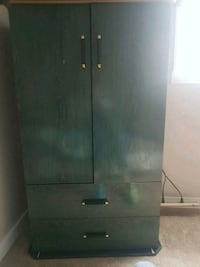 Armour and bedside table, together 75 OBO Edmonton, T5R 2V5