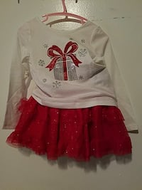 Children's place girl set size 2t