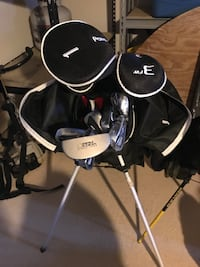 Golf clubs for Teenage golfer