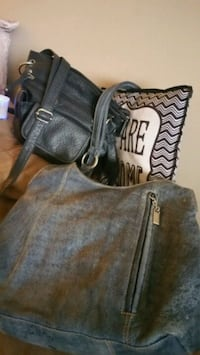 2 purses very new condition. Derek Alexander  Grande Prairie, T8V