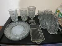 Dishware items Troy, 12180