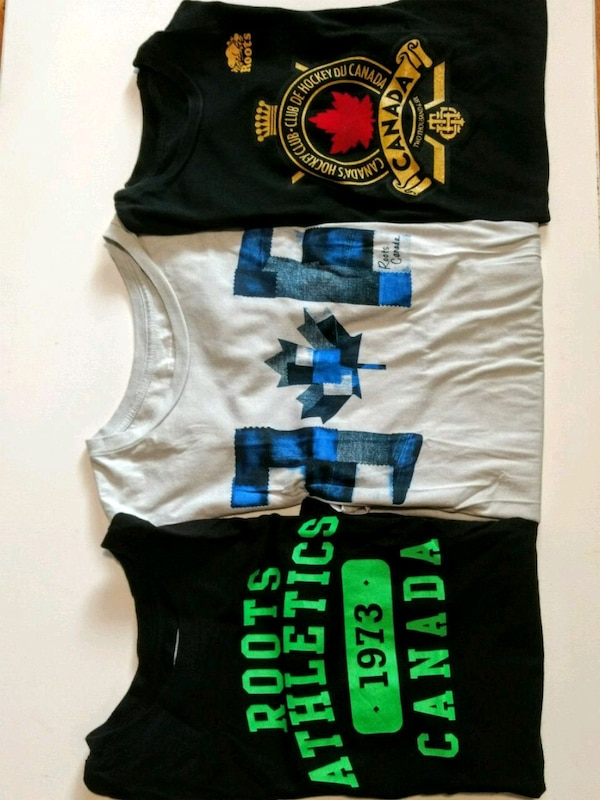 3 Roots short sleeves T, size S 8982938f-0c6f-49ee-8347-0340ed91ff89
