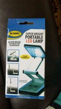 Portable LED Lamp Rosedale, 21237