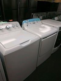 white washer and dryer set Randallstown, 21133