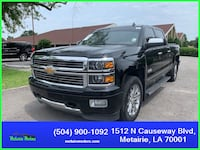 Used 2014 Chevrolet Silverado 1500 Crew Cab for sale Metairie