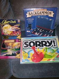 Two games ,and two puzzles
