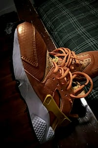 Copper colored shoes York