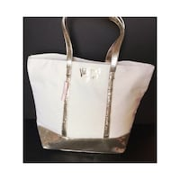 Victoria secret gold large tote  Toronto, M3N 1S1