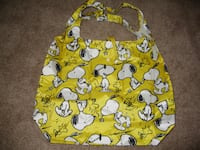 Snoopy Foldable Shopping Bag Toronto