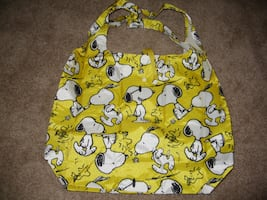 Snoopy Foldable Shopping Bag