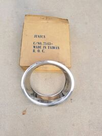 Late 60's beauty rings box open never used Fountain Valley, 92708